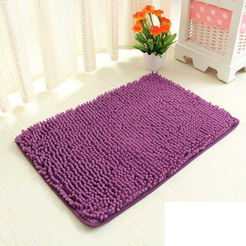 Door mats doormat Absorbent mats in the Hall bathroom non-slip mats-M 80x120cm(31x47inch)