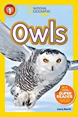 National Geographic Readers: Owls Kindle Edition