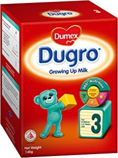 Dumex Dugro Growing Up Kid Milk Formula Stage 3 (2x800g)