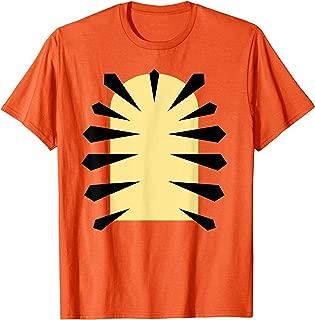 Tiger Costume Shirt | Cool Halloween I Love Tigers Tee Gift