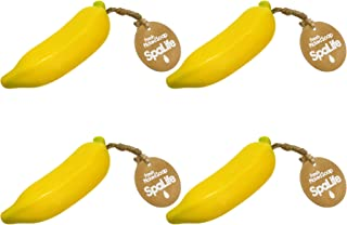SpaLife Fresh Picked Fruit Soap 4 Pack (Banana)