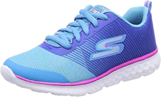 Skechers 斯凯奇女童Go Run 400-shimmer Zooms 鞋