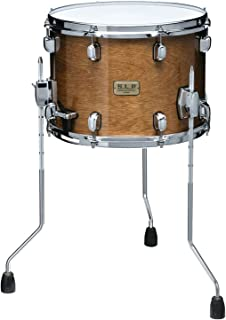 Tama S.L.P. Duo Birch Snare Drum - 10 Inches X 14 Inches Transparent Mocha