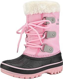 Girl's Snow Boots | Amazon.com