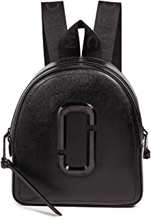 Marc Jacobs Women's Pack Shot DTM Backpack, Black, One Size