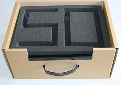 50mm Pick Pluck Camera Packaging Foam Inserts Corrugated Carry Case St...