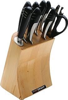 طقم سكاكين توب شيف من ماستر كاتلري 9 قطع