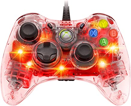 $29 Get Afterglow Wired Controller for Xbox 360 - Red