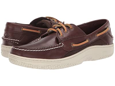 Sperry Billfish 3-Eye Boat Shoe (Classic Brown) Men