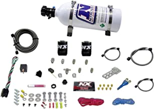 Nitrous Express 20923-05 35-75 HP Sport Compact EFI Single Nozzle System with 5 lbs. Bottle