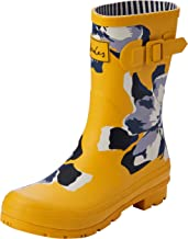 Joules Women's Molly Mid Height Wellies Rain Boot