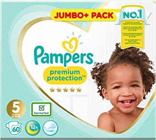 Pampers Premium Protection 81686985 Nappies White