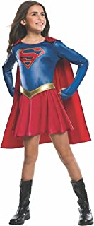 Rubie's Costume Kids Supergirl TV Show Costume, Red, Small