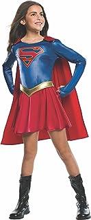 Rubies Disfraz oficial infantil para niñas de Supergirl de