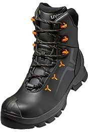 Pro-Man PM4002 Calzado de protecci/ón para Hombre Negro Negro