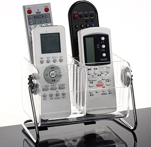 I Gadgets Acrylic Multipurpose Organizer 16X11x10cm Clear