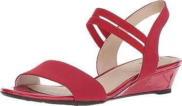 LifeStride Women's, Yolo Low Heel Wedge Sandals