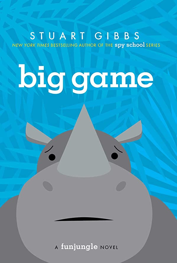 手つかずの破裂行方不明Big Game (FunJungle Book 3) (English Edition)