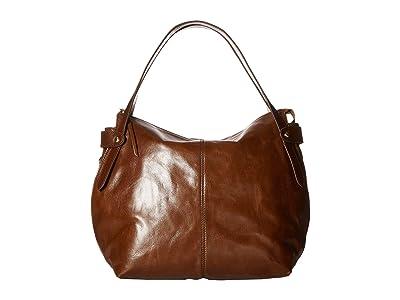 Hobo Elegy (Woodlands) Satchel Handbags
