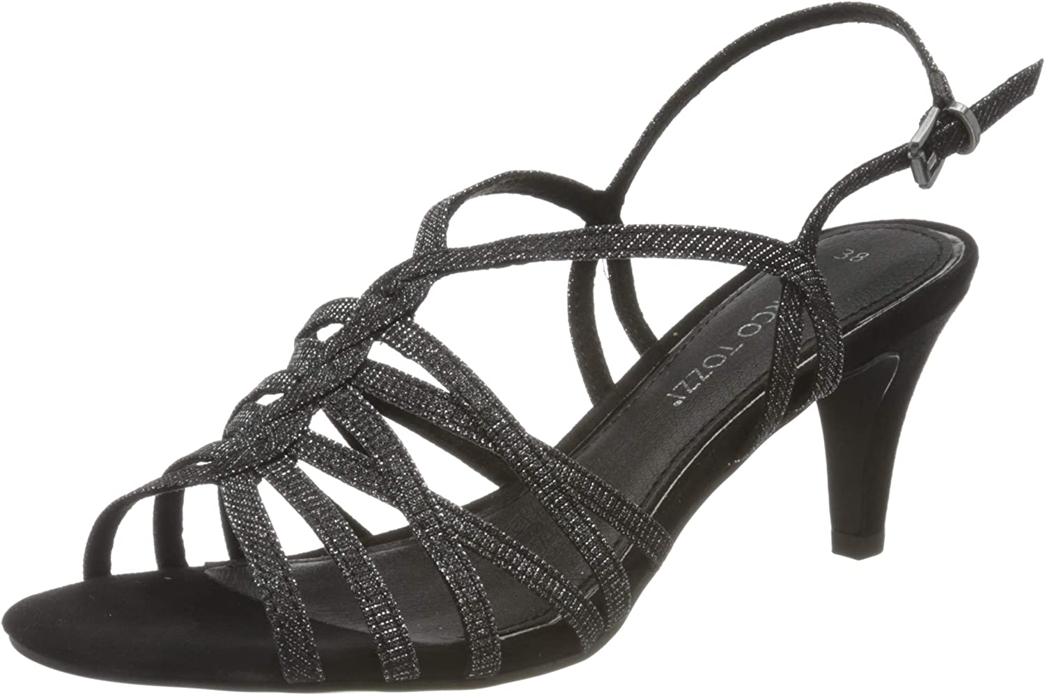Challenge the lowest price of Japan Marco Tozzi Women's Sandals Award-winning store Strap Ankle