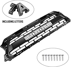 Grill for Tacoma 2012-2015, Including SR, SR5, TRD Sport, TRD Off-Road, TRD Limited and TRD PRO Front Grill