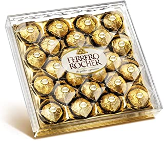 Bombom Ferrero Rocher Diamante c/24 - Ferrero