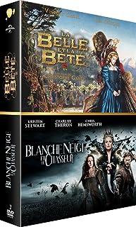 La Belle et la Bête + Blanche Neige et le chasseur [Francia] [DVD]