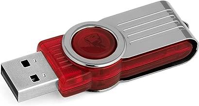 Kingston Datatraveler 101 Gen 2 With urDrive 8GB USB 2.0 (Red)