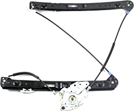BOXI Front Right Passenger Side Power Window Regulator without Motor For BMW E46 Series 323i 328i 1999-2000, BMW 325i 325xi 330i 330xi 2001-2005 51337020660/51338212098