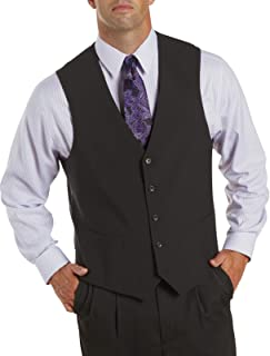 Gold Series by DXL Big and Tall Continuous Comfort Suit Vest