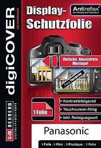 digiCover Pellicola Prottetiva per Panasonic SZ9