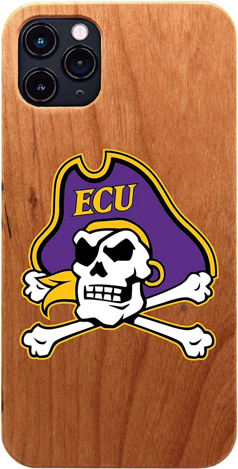 Wooden Indefinitely Collegiate Phone Case - Officially by Licensed NCAA Milwaukee Mall The