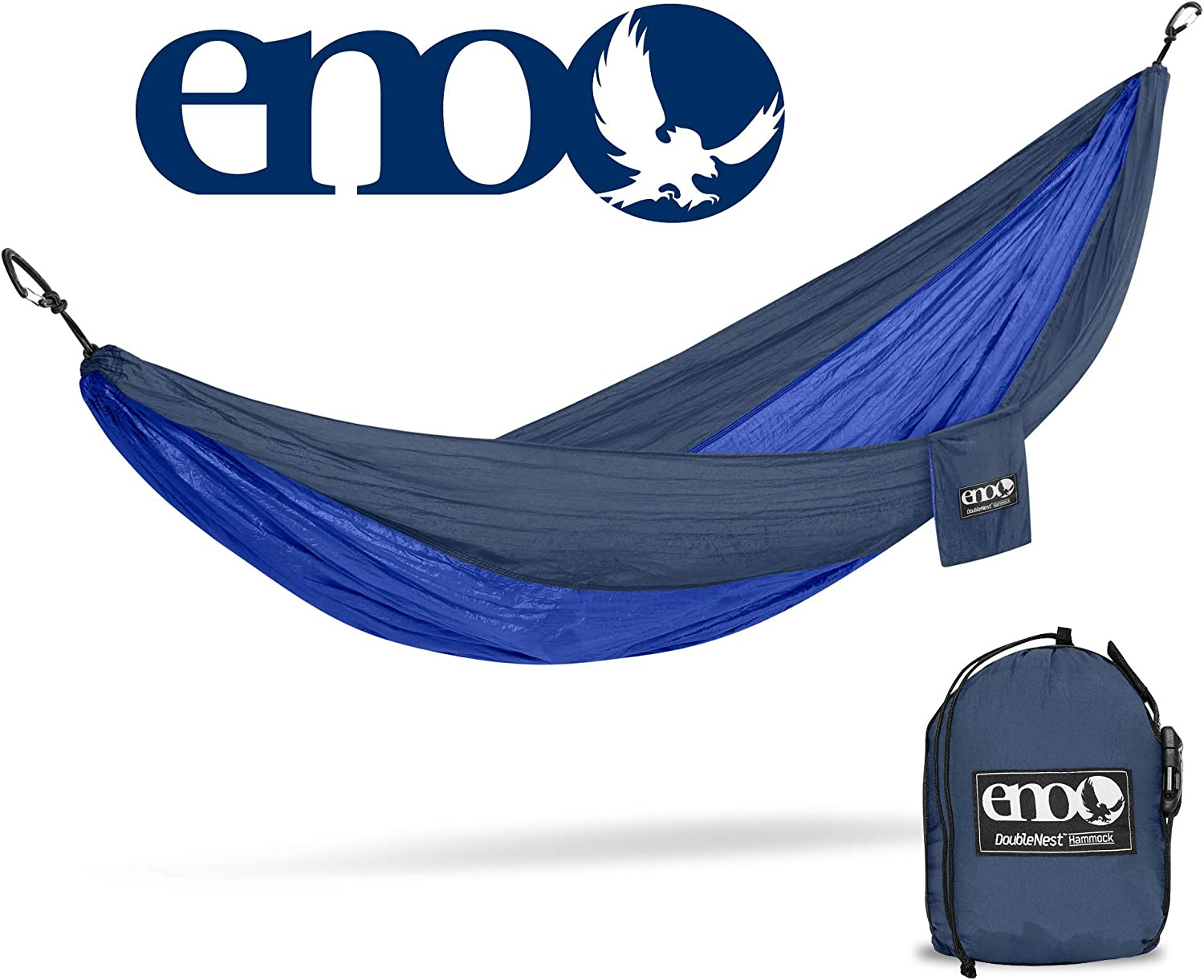 Eno Double Nest Hammock Navy Royal