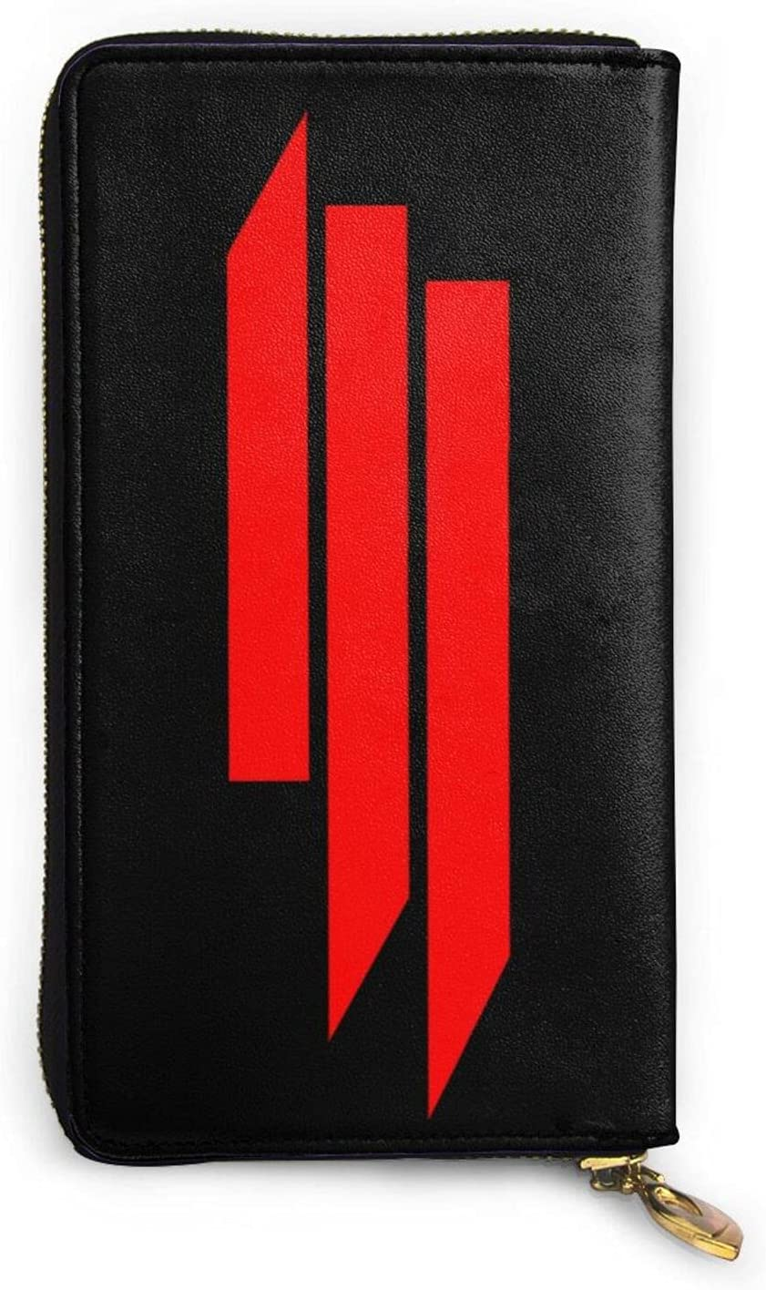 Cool Skrillex Limited time for free shipping Choice Leather Wallet Credit Card Bag Phone For Me Holder