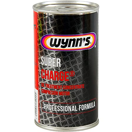 325 Ml Wynns Supercharge Oil Treatment Double Action Auto