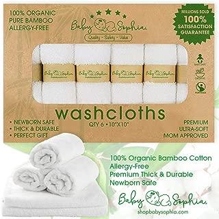 Best softest baby washcloths Reviews