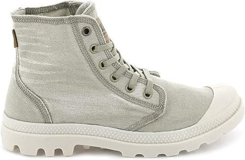 Palladium Ladies Ankle botas verde