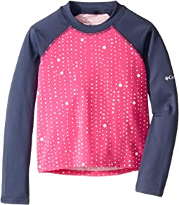 Sandy Shores™ Printed Long Sleeve Sunguard (Little Kids/Big Kids)