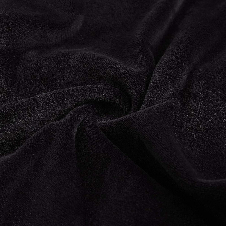 Accappatoio a Maniche Lunghe Plus Size Autunno//Inverno da Donna e Camicia da Notte a Maniche Lunghe Ldiawnshi Accappatoio pi/ù Una Cintura