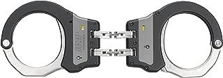 Asp Law Enforcement Identifier Hinge Ultra Cuffs Gray ASP Identifier Hinge Ultra Cuffs Gray, 56012 Model