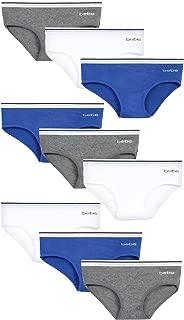 bebe Girls Hipster Underwear (9 Pack)
