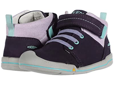 Keen Kids Sprout Mid (Toddler) (Purple Plumeria/Sweet Lavender) Girl