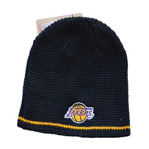 adidas Cuffless Basketball Beanie Hat - NBA Knit Skull Toque Cap 123f2227ce3