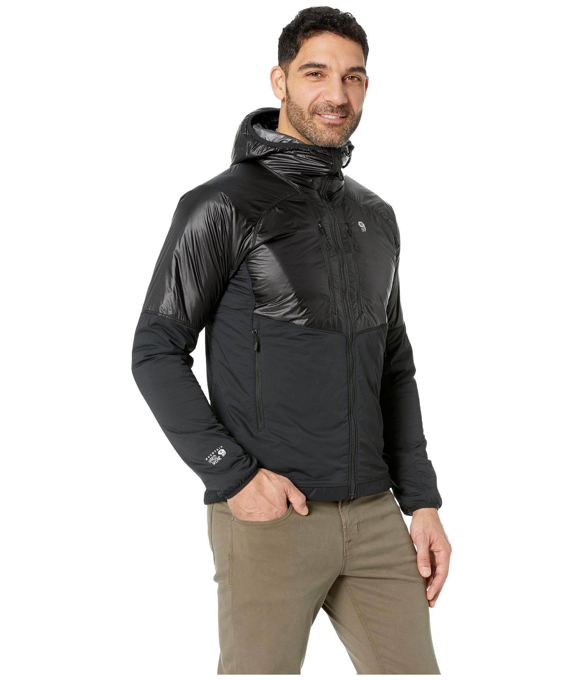 Hooded Aosta™ Black Hardwear Mountain Jacket Eqv1aWfw