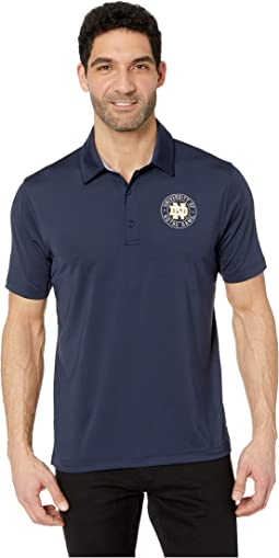 Notre Dame Fighting Irish Solid Polo