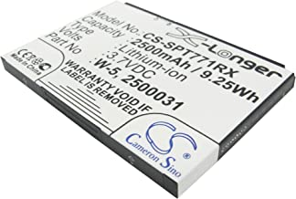 Replacement Battery for AT&T Netgear Sprint Unite,UNITE-344B,Aircard 782s,AirCard 770S,AirCard 771S 2500031, 2500060, W-5