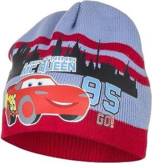 CARS WINTERSET 48 50 52 Mütze Handschuhe Strickmütze WINTERMÜTZE disney pixar