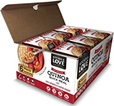 Kitchen & Love Spicy Jalapeño & Roasted Pepper Quinoa Quick Meal 6 Pack