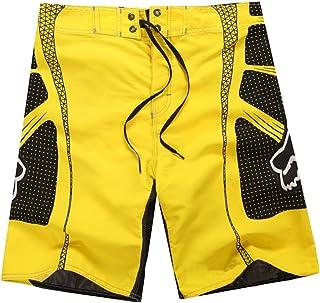 FREE FISHER Men Fashion Beach Shorts Board Pants Swim Trunks Casual Sports Quick Dry