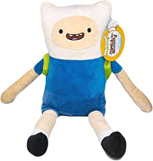 Adventure Time Finn The Human, Plush Toy Stuffed Animals Gift for Kids 11
